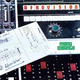 DIBANGO Manu : CD Afrovision