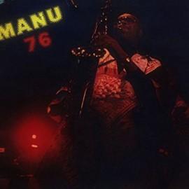 DIBANGO Manu : CD Manu 76