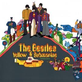 BEATLES (the) : LP Yellow Submarine