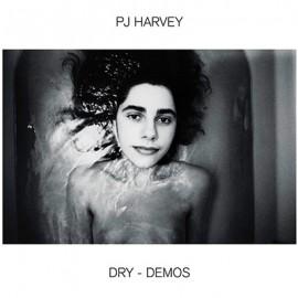 PJ HARVEY : LP Dry Demos