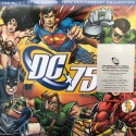 VARIOUS : LP The Music Of DC Comics : 75th Anniversary Collection (bleu)