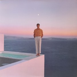WASHED OUT : LP Purple Noon (colored)