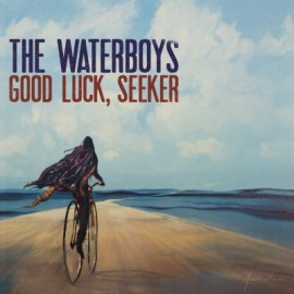 WATERBOYS (the) : LP Good Luck, Seeker