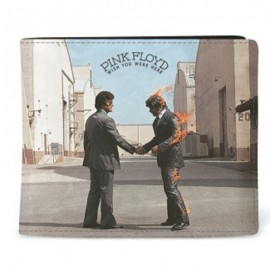 PINK FLOYD : Portefeuille Wish You Were Here Classic
