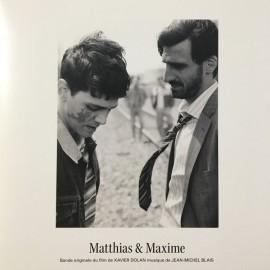 """BLAIS Jean-Michel : 10""""LP Matthias & Maxime"""