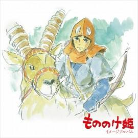 HISAISHI Joe : LP Princess Mononoke : Image Album