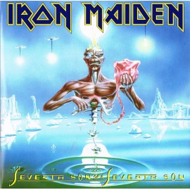 IRON MAIDEN : LP Seventh Son Of A Seventh Son