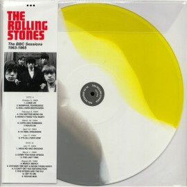 ROLLING STONES (the) : LP The BBC Sessions 1963-1965