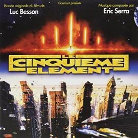 SERRA Eric : LPx2 Le Cinquième Elément (coloré)