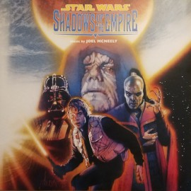 MCNEELY Joel : LP Star Wars : Shadows Of The Empire