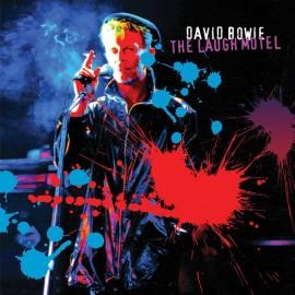 BOWIE David : LP The Laugh Motel  (blue)