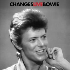 BOWIE David : LP Changeslivebowie (clear)