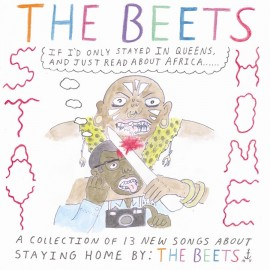 BEETS (the) : LP Stay Home