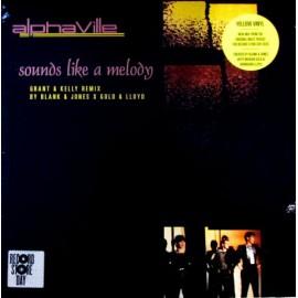 """ALPHAVILLE : 12""""EP Sounds Like A Melody"""