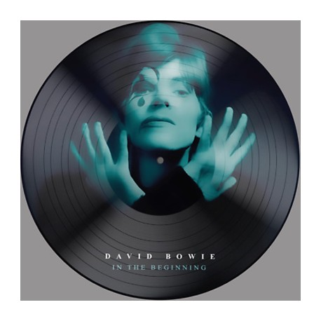 BOWIE David : LP Picture In The Beginning