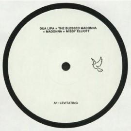 """DUA LIPA / MADONNA / MISSY ELLIOTT / BLESSED MADONNA (the) : 12""""EP Levitating"""
