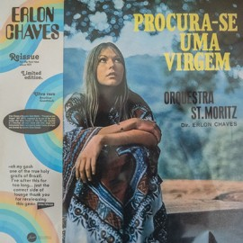 CHAVES Erlon : LP Procura-se Uma Virgem