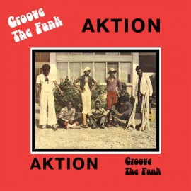 AKTION : CD Groove The Funk