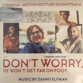 ELFMAN Danny : LP Don't Worry, He Won't Get Far On Foot