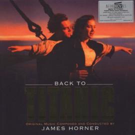 HORNER James : LPx2 Back To Titanic