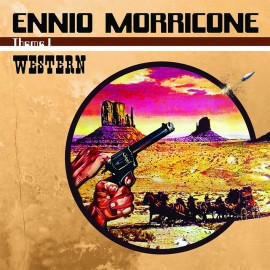 MORRICONE Ennio : LPx2 Western
