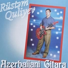 QULIYEV Rustam : LP Azerbaijani Gitara