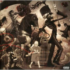 MY CHEMICAL ROMANCE : LPx2 The Black Parade