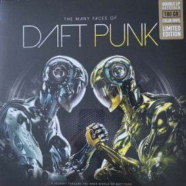 DAFT PUNK : LPx2 The Many Faces Of Daft Punk