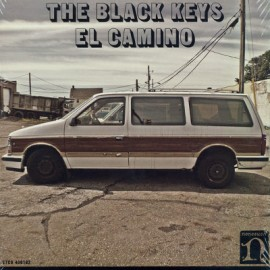BLACK KEYS (the) : LP+CD El Camino