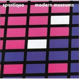 "SPORTIQUE : 10""LP Modern Museums"
