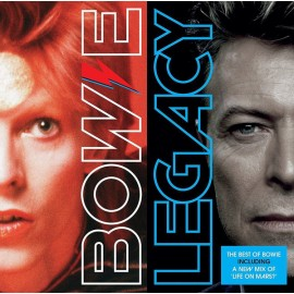 BOWIE David : CD Legacy
