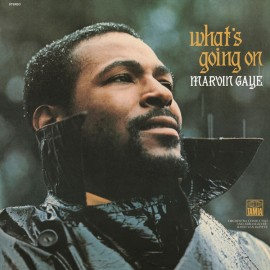 GAYE Marvin : LP What's Going (Gatefold)