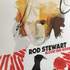 STEWART Rod : LPx2 Blood Red Roses