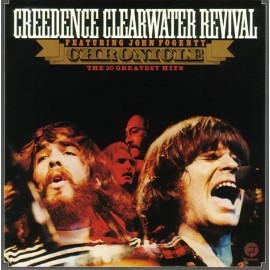 CREEDENCE CLEARWATER REVIVAL : LPx2 Chronicle - The 20 Greatest Hits