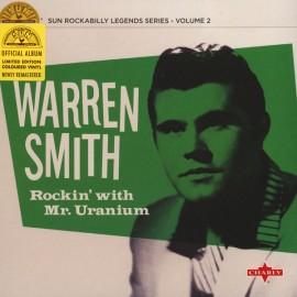 """SMITH Warren : 10""""LP Rockin' With Mr. Uranium"""