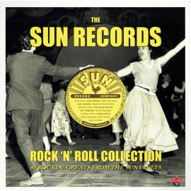 VARIOUS : LPx2 The Sun Records Rock 'N' Roll Collection