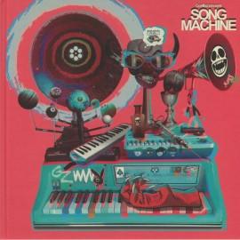 GORILLAZ : LPx2+CD Song Machine Season One Deluxe Edition