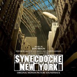 BRION Jon : LP Synecdoche, New York