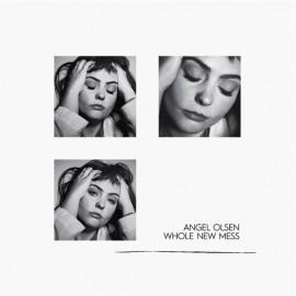 OLSEN Angel : LP Whole New Mess