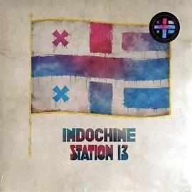 "INDOCHINE : 12""EP Station 13"