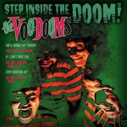 VOO-DOOMS (the) : LP Step Inside The Doom