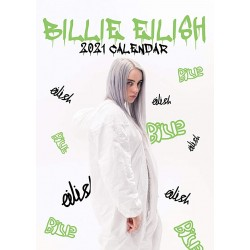 EILISH Billie : 2021 Calendar