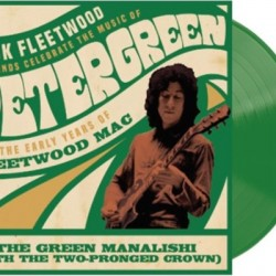 "MICK FLEETWOOD AND FRIENDS : 12""EP The Green Manalishi"
