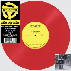 "SPLIT 12""EP TAYLOR Corey / DEAD BOYS"