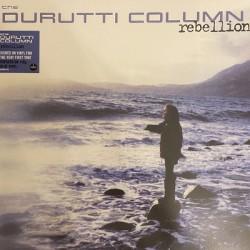 DURUTTI COLUMN (the) : LP Rebellion