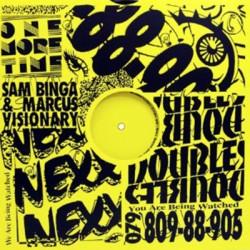"SAM BINGA / MARCUS VISIONARY : 12""EP Doubles EP"