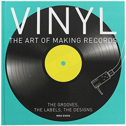 EVANS Mike : Book The Art Of Making Records