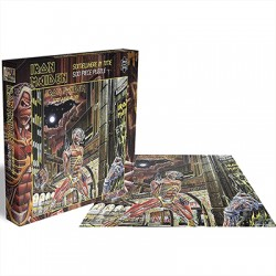 IRON MAIDEN : Puzzle Somewhere In Time