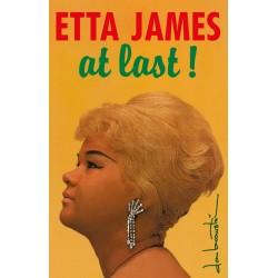 ETTA JAMES : K7 At Last!