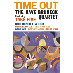 BRUBECK Dave : K7 Time Out